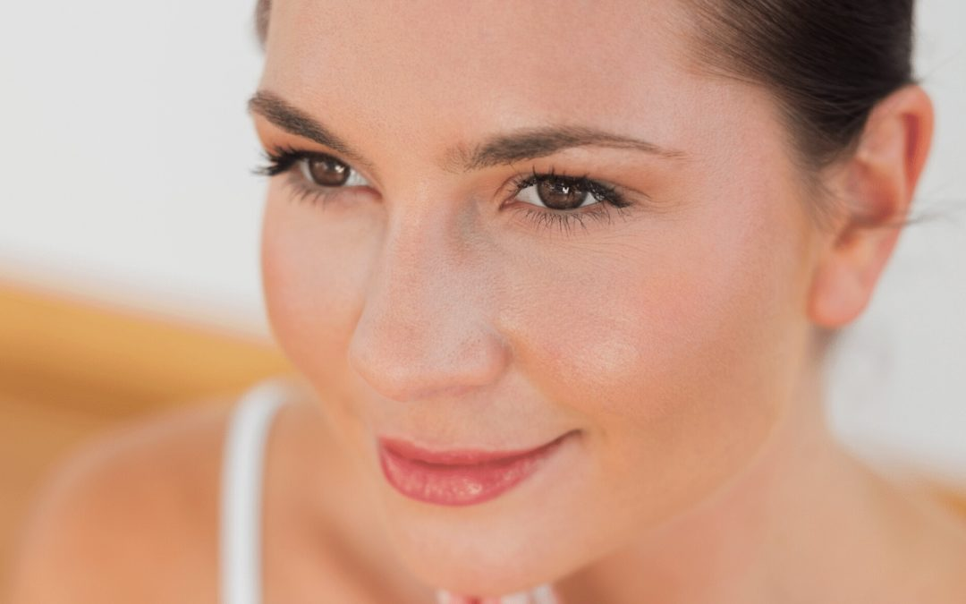 Woman taking care of spiritual well-being