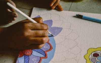 How Tapping into Your Creativity Can Ease Overwhelm