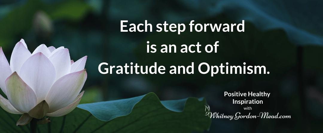 Gratitude & Optimism