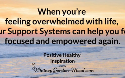 5 Tips for Building Support Systems that Will Empower You During Stressful Times