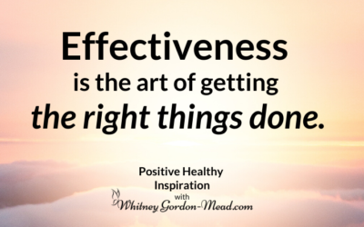 How to Use Your Time Effectively And Without Overwhelm