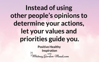 Stop Being a People-Pleaser and Learn How to Let Go of Other People's Opinions [Letting Go Series Part 3]