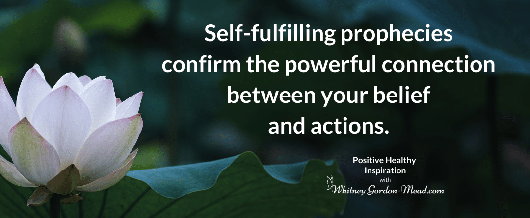 Self-Fulfilling Prophecy: How to Change It and Claim the Life You Desire