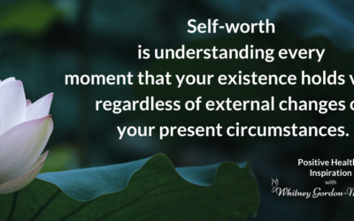 Your Self-Worth is Stirring Within You: Are You Ready to Finally Recognize and Embrace It?