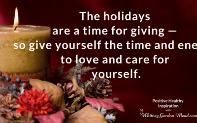 Holiday Self-Care: How Better Time Management Can Bring You Greater Ease This Holiday Season
