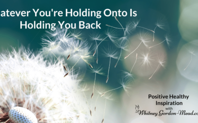 Creating the New Year You Desire Begins With Letting Go