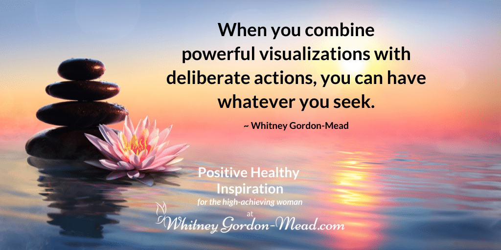 Whitney Gordon-Mead quote on visualization