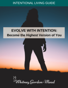 Intentional Living Guide
